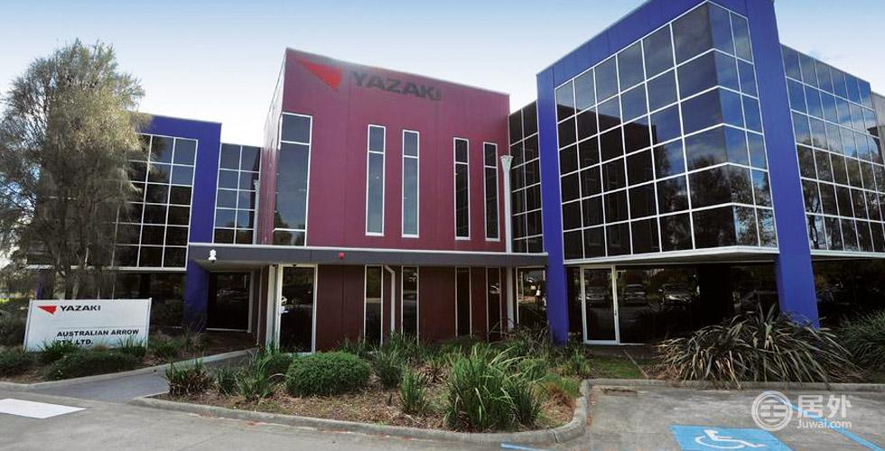 精选物业-办公+工业 | 位于墨尔本Lathams路,集办公楼和工业厂房于一体的综合商业地产,拥有超大停车场,可租可售,还可以拆分处理。