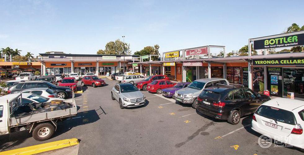 精选物业-零售 | 布里斯班Yeronga Village购物中心,位于Fairfield黄金地段的现代化零售中心,永久产权,3面临街,靠近车站和提车场。