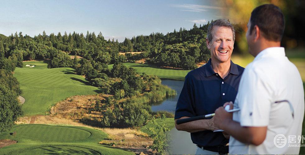 Jack Nicklaus签名设计高尔夫球场,全美最佳高尔夫球场之一;精英聚集区,会员拥有独特的互动、沟通机会。