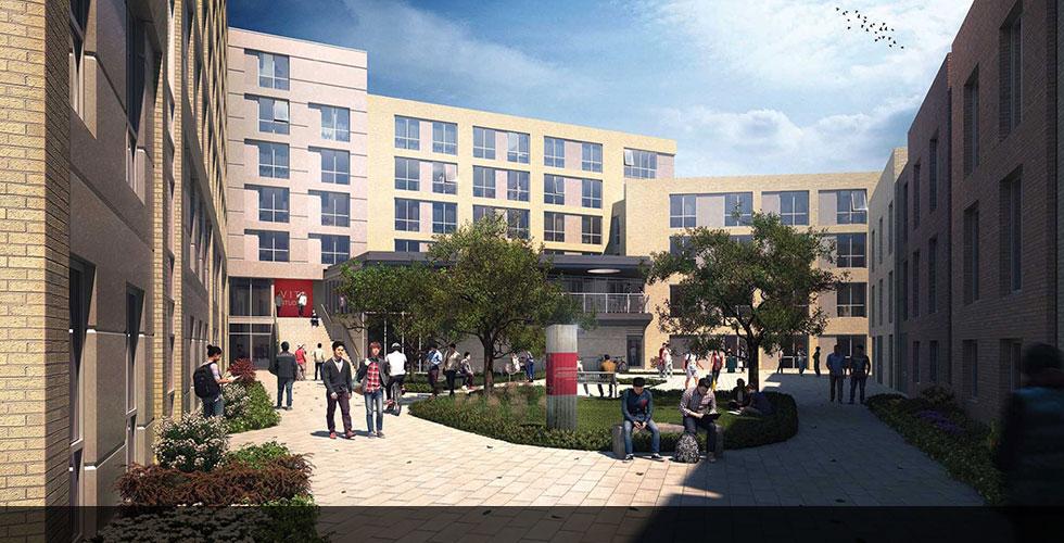 维塔学舍南安普顿波茨伍德位于南安普顿2所高校附近,在校学生总数超过4万人,旺盛的需求确保项目5年净租金回报率6.5%起。