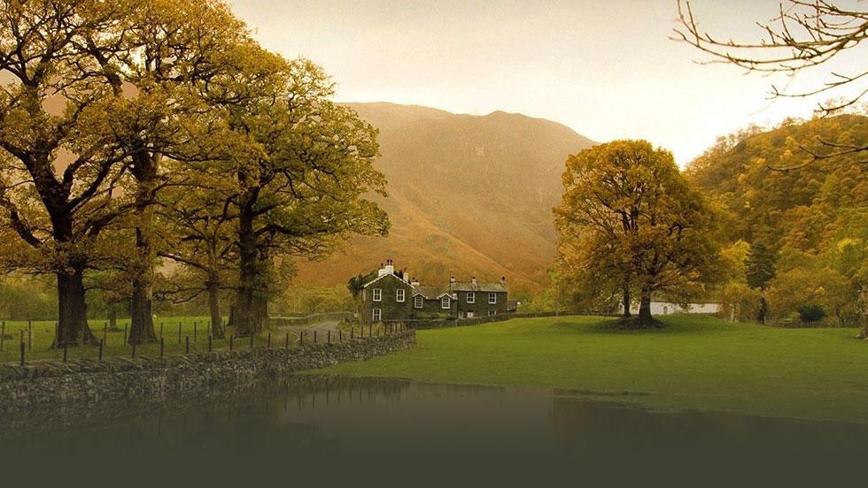 豪华乡村生活:远离喧嚣拥抱自然,慢品生活之美