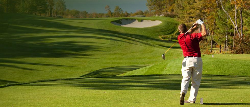 高尔夫物业:近在咫尺,尽享挥杆乐趣